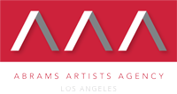 Bryan Huey is represented by Abrams Artists Agency